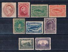Newfoundland NFLD Canada 1865,1868,1880,1897,1929 *MH SC#28,36,45,47,54,84,167
