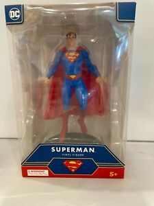 "World's Finest The Collection DC Comics Superman Vinyl Figure 7"" Approx"