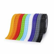 Brick Tape Lego Compatible Flexible Sticky Roll Brick Road Strip 92cm 6 PACK