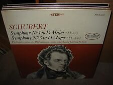 JOCHUM / SCHUBERT symphony no 1 & 3 ( classical ) - SEALED NEW -
