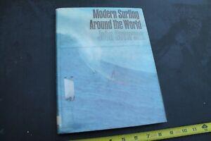 John Severson Autographed Modern Surfing Around The World Vintage Surfing BOOK