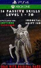 Diablo 3 - PS4 - Xbox One - Fully Modded PRIMAL Set - Rathma - Necromancer - V2
