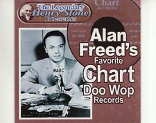 CD ALAN FREED'S	favorite chart doo wop records	MINT (B3090)