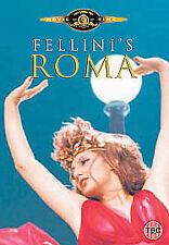 FELLINI'S ROMA - FEDERICO FELLINI - REGION 2 DVD.