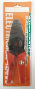 Crimping Tools HS-35WF for Insulated Non-insulated Ferrules Tube Terminals