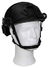 US MICH TC2001 Army Helmet Helm FAST with Rails black