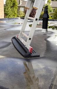 Big Foot Ladder Mat, Rubber Anti Slip Ladder Stopper, Ladder Safety Device Aslon