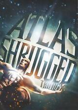 Atlas Shrugged Trilogy Parts 1 2 3 (DVD, 2011) NEW Factory Sealed Free Shipping