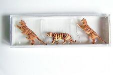 HO Preiser 20380 * CIRCUS * ZOO * TIGERS / TIGER FIGURES  1/87 scale