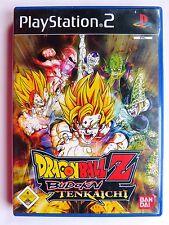 Dragon Ball Z: Budokai Tenkaichi (Sony PlayStation 2, 2005, DVD-Box)