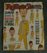Rolling Stone Magazine March 24 1994 - Beavis & Butt-Head Nine Inch Nails MTV