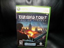 Turning Point: Fall of Liberty  (Xbox 360, 2008) EUC