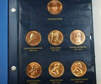 United States Mint Medals of the Presidents- Complete through Bush- 49 Medals
