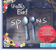 (EI805) Wallis Bird, Spoons - 2007 Sp Ed CD