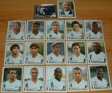 UEFA FOOTBALL CHAMPIONS LEAGUE 2005-2006 OLYMPIQUE MARSEILLE COMPLET EUROPE OM