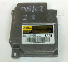 SAAB 9-5 95 Airbag Electronic Unit ECU 2002 5201330 12772221