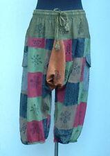 Damen-Haremshosen mit hoher Bundhöhe Normalgröße Damenhosen