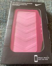 Nib Nike Womens Diamond Arm Band iphone 5/5s Pink J8
