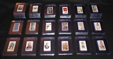 1905 to 1920 MISCELLANEOUS TOBACCO CARDS ~ OVER 400 ~ G to NM. Avg. VG-EX
