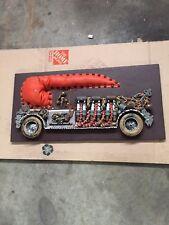 Antique Car Model - Built by Hand
