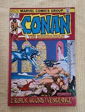 Conan the Barbarian #20 (Nov 1972, Marvel)
