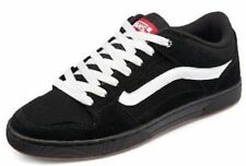 VANS (BAXTER) BLACK WHITE GUM SUEDE SKATE SHOES SZ 12 MENS NEW NIB FAST SHIP