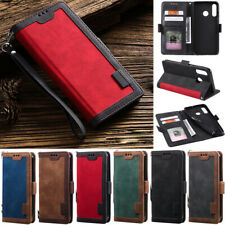Retro Wallet Leather Flip Cover Case For Samsung A51 A20S A30 A50 S10e S20 Plus