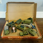 Vintage US Armed Forces Battle Front Play Set Multiple Products Corp #3002 w Box