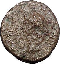 Caligula Struck under Rhoemetalkes III Thrace Ancient Roman Coin Nike  i49506