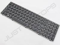 New Genuine Lenovo V-117020AS1-US Z560-US US English QWERTY Keyboard Grey Black