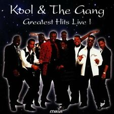 Kool & the Gang Greatest hits-Live [CD]