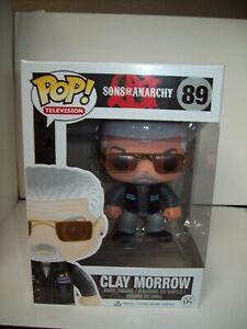 Sons of Anarchy #89 Clay Morrow Funko Pop