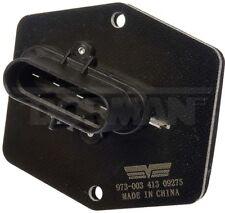 For Chevy C2500 GMC C3500HD 95-02 Blower Motor Speed Resistor Dorman 973-003