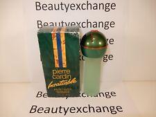 Pierre Cardin Insatiable Cologne Eau De Toilette Spray 1.5 oz Boxed