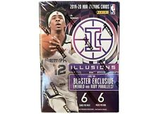 2019-2020 PANINI ILLUSIONS Basketball Blaster Box  - IN HAND. Quantity Available