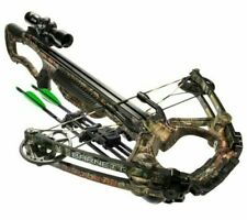 New Barnett Raptor Pro Str Crossbow Package 78005 400fps!