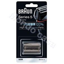 Braun Cassette Lamina Retina Coltello Rasoio Serie 5 52B Originale 81384829