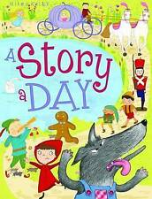 NEW A Story a Day  by Kelly Miles 9781743407752