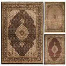 Tapis persan/oriental traditionnel avec des motifs Médaillon pour la maison en 100% laine