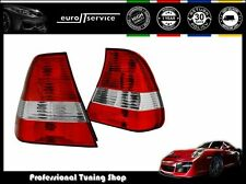 FEUX ARRIERE ENSEMBLE LTBM32 BMW E46 2001 2002 2003 2004 COMPACT RED