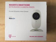 NEU Telekom Smart Home Bitron Kamera innen Magenta Smart Home Qivicon HD 720p