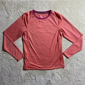 Cabela's XPG 4most Shirt Pink Womens Small Petite Athletic Fitted Gym Ladies