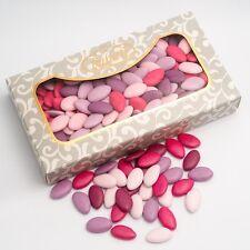 Ressort Nuances Rose Chocolat Dragées Luxe Cadeau de Mariage Sucreries