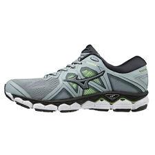 Mizuno WAVE SKY 2 Men's Running Shoes Gray Marathon Walking Jogging J1GC180235