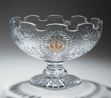 A Stuart Lead Crystal Glass 2002 Golden Jubilee Bowl - Limited Edition