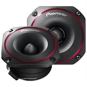 """Pioneer - TSB350PRO - 3-1/2"""" High Efficiency PRO Series Bullet Tweeters - Pair"""