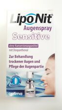 Lipo Nit Augenspray Sensitive 10ml LipoNit Augenpflege Nachbenetzung