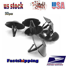 50pcs Hood Insulation Clips 4428987 Retainer Fit Chrysler For Dodge Ram1500 2500