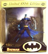 Batman - Limited 100th Edition Figure - New