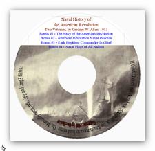 Naval History of the American Revolution + Bonus Book